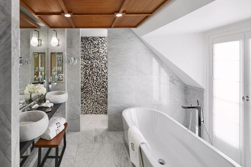 Hôtel Montalembert ***** Salle de bain