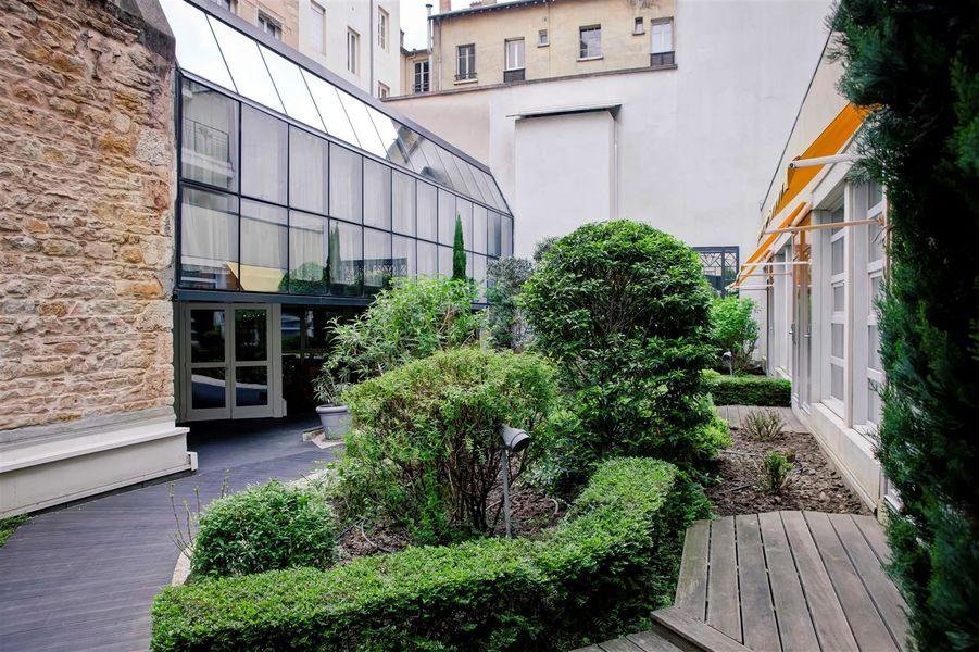 Best Western Hotel Crequi Lyon Part Dieu **** 11