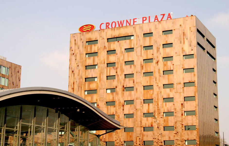 Crowne plaza lille 14
