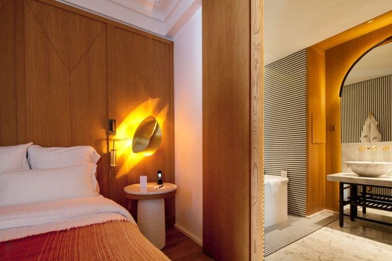 Hôtel Vernet ***** Chambre