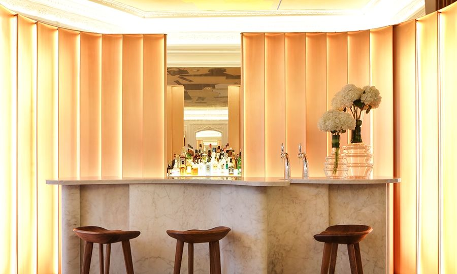 Hôtel Vernet ***** Bar