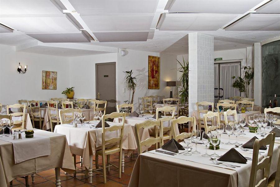 Hôtel Le Mas des Ecureuils *** Restaurant