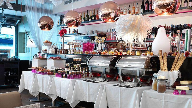 Restaurant Môm  Buffet