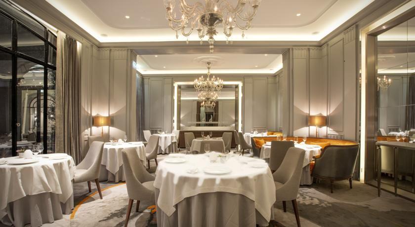 Hôtel Lancaster Paris Champs-Elysées ***** 2