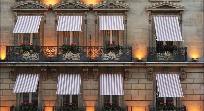 Hôtel Lancaster Paris Champs-Elysées ***** 10