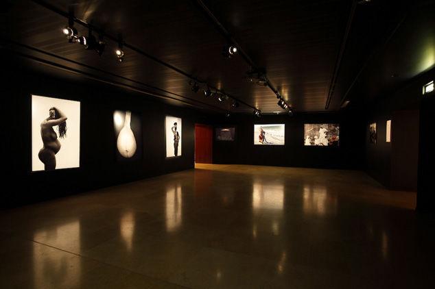 Musée Dapper Salle exposition