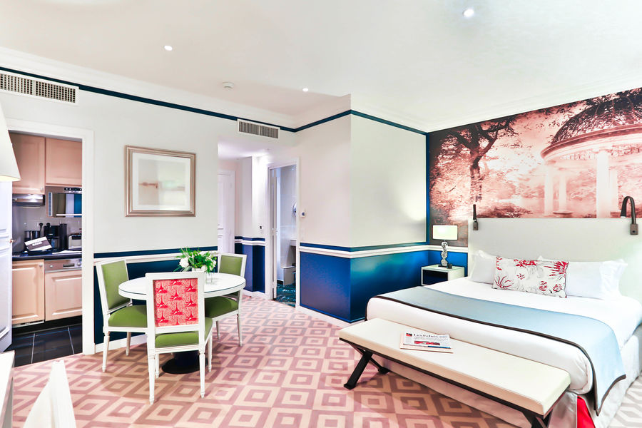 Fraser Suites Le Claridge Champs-Elysées ***** Chambre