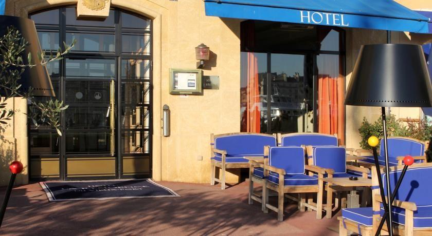 Hôtel La Résidence du Vieux Port 7