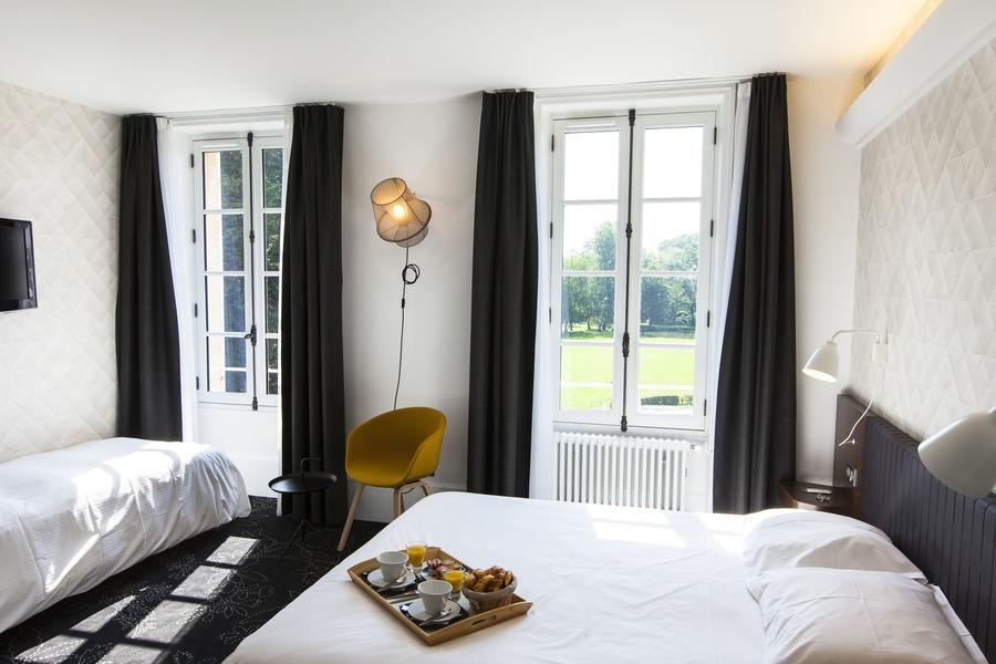 Château de Saulon *** Chambre