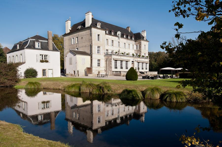 Château de Saulon *** Château de Saulon ***