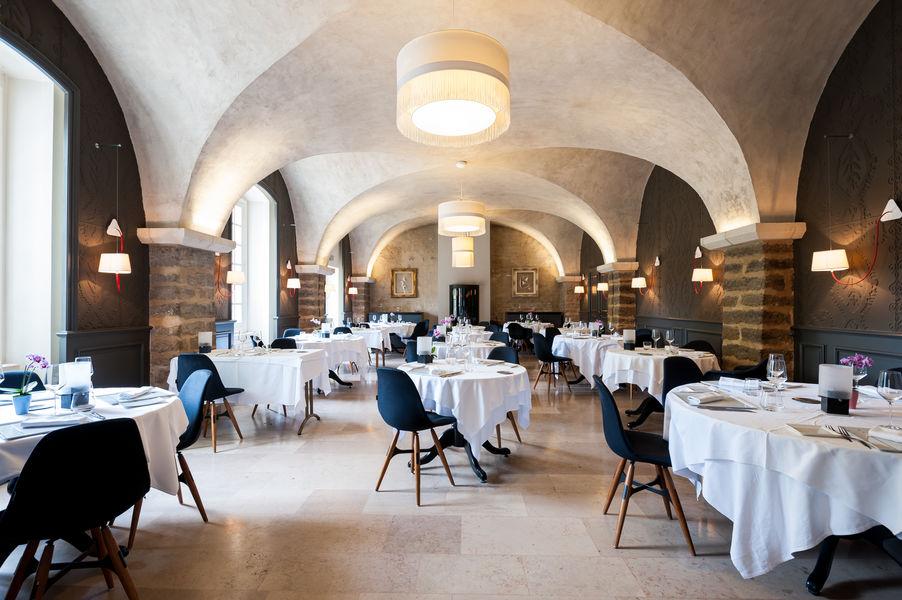 Château de Saulon *** Restaurant