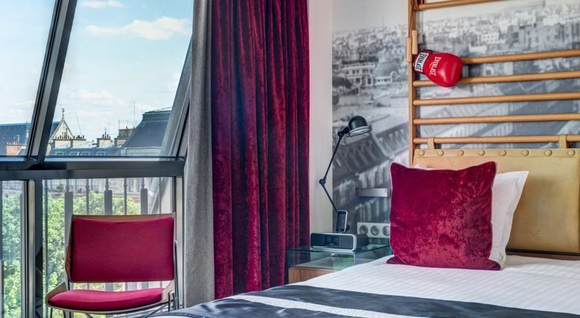 Hôtel le 123 Sébastopol **** 10