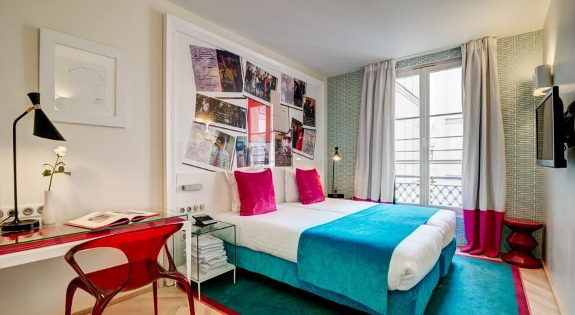Hôtel le 123 Sébastopol **** 22