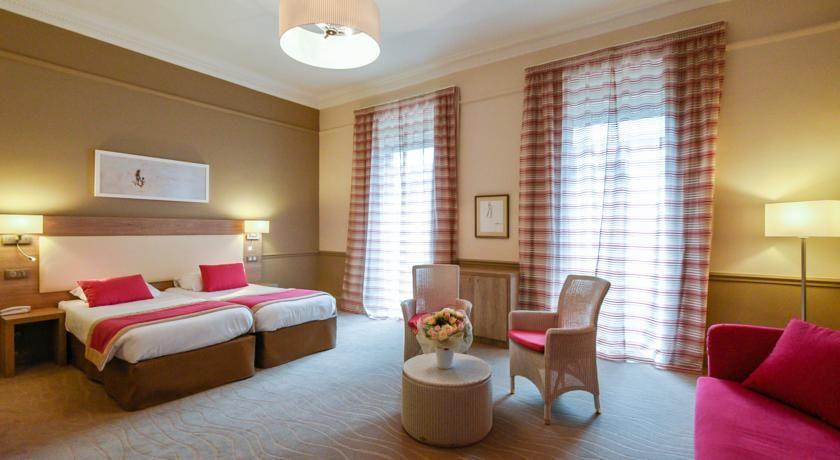 Hôtel Le Royal Westminster *** 18