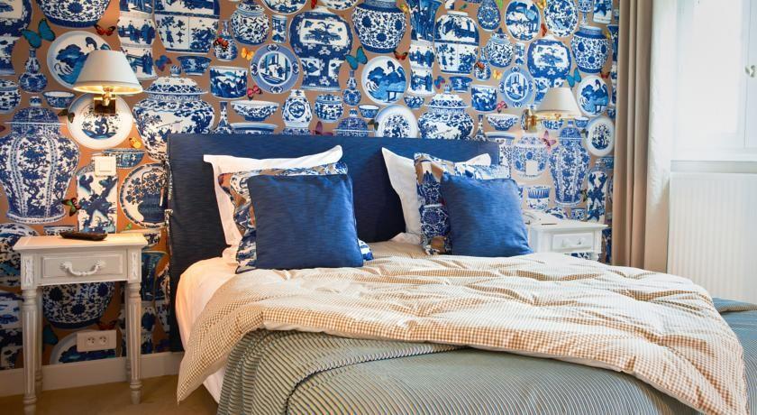Hostellerie La Briqueterie ***** Chambre