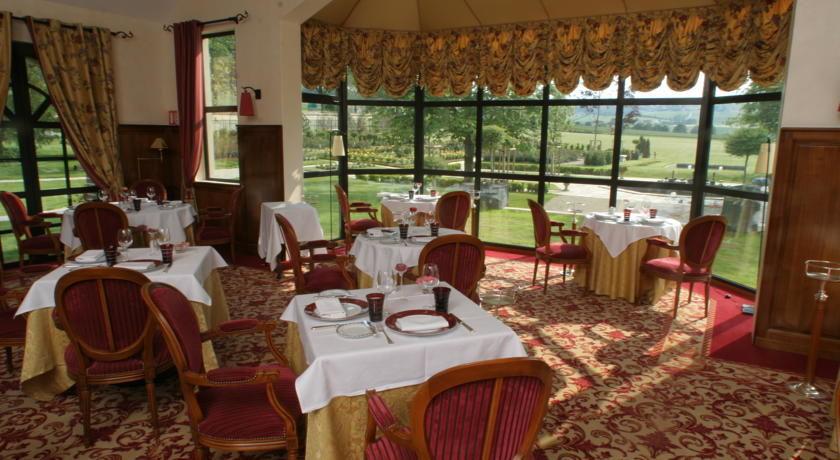 Hostellerie La Briqueterie ***** Restaurant
