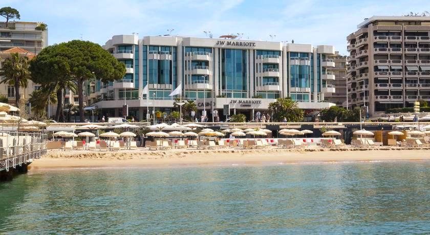 JW Marriott Cannes ***** Plage