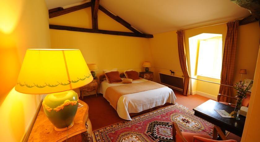 Château de Curzay **** Chambre
