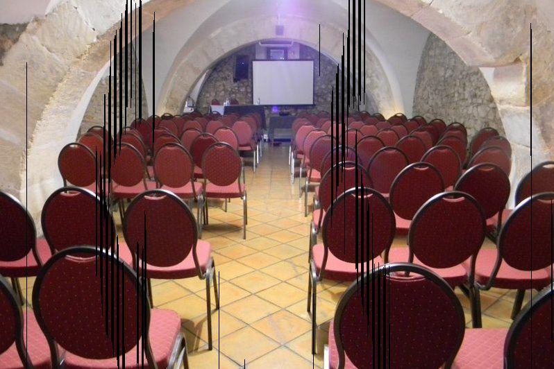 Château des Creissauds Salle de séminaire