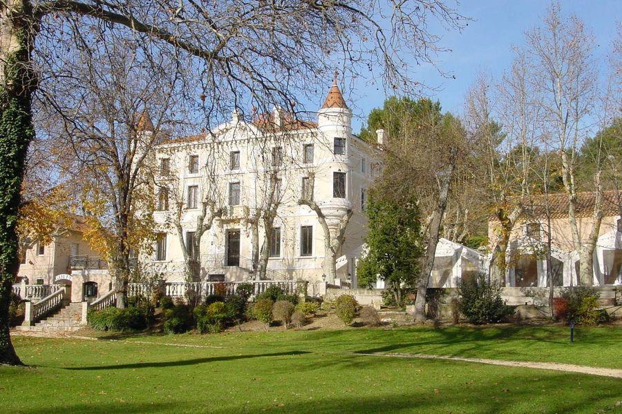 Château des Creissauds Extérieur