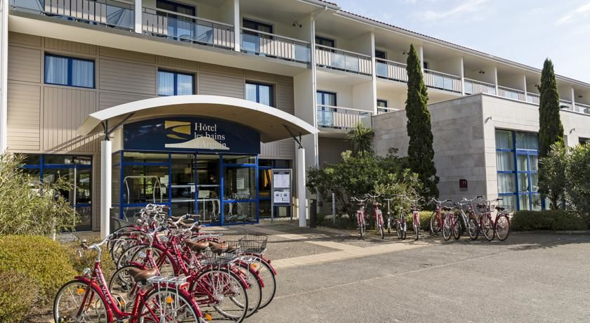 Hôtel les Bains d'Arguin **** 9