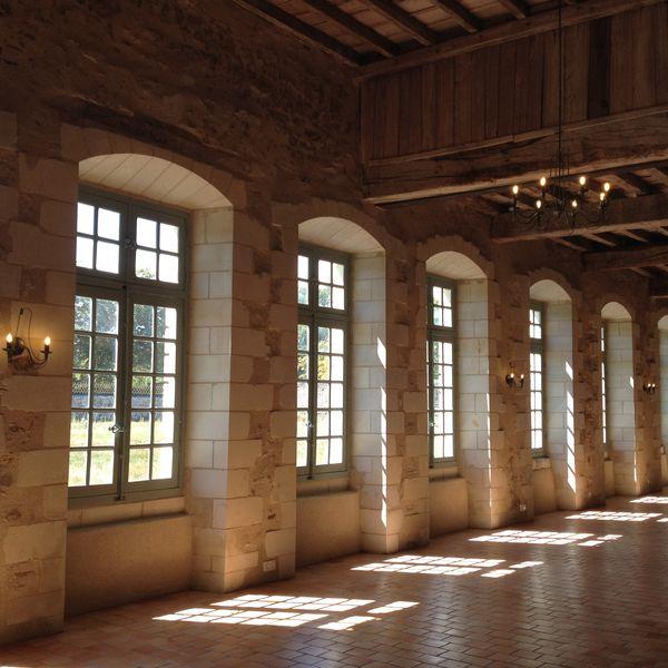 Château de Serrant Orangerie