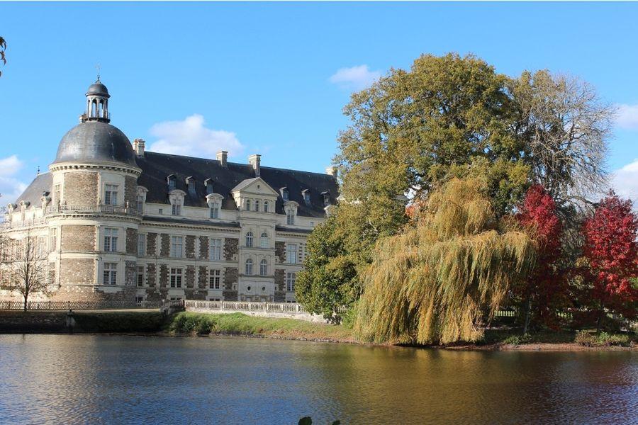 Château de Serrant Extérieur