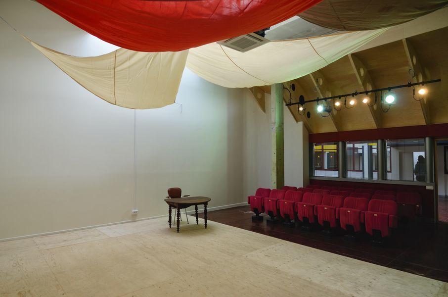 Générale Salle Comédie 2 + scène