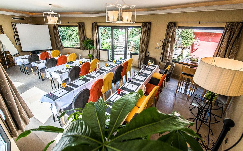 Hotel Le Cantemerle **** Salle de séminaire