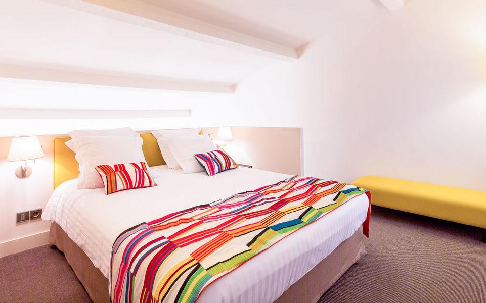 Hotel Le Cantemerle **** Chambre
