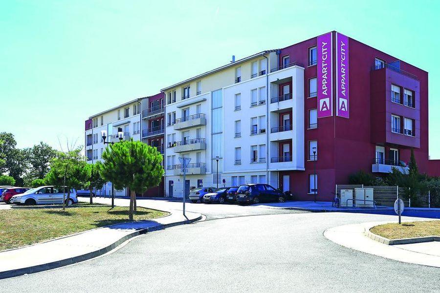 Appart'City Toulouse Aéroport Cornebarrieu*** Extérieur