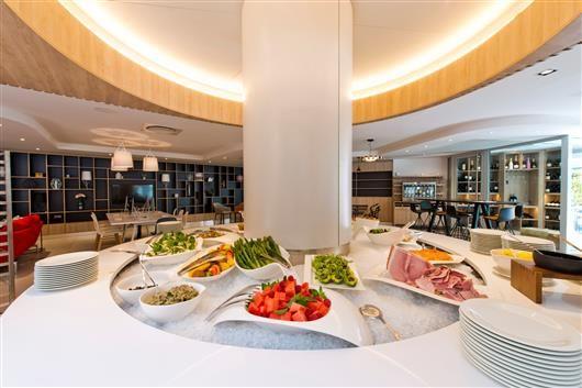 Golden Tulip Sophia Antipolis Hôtel & Suites Proposition culinaire