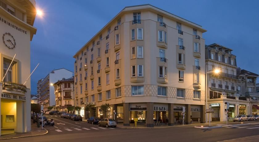 Mercure Biarritz Centre Plaza**** 19