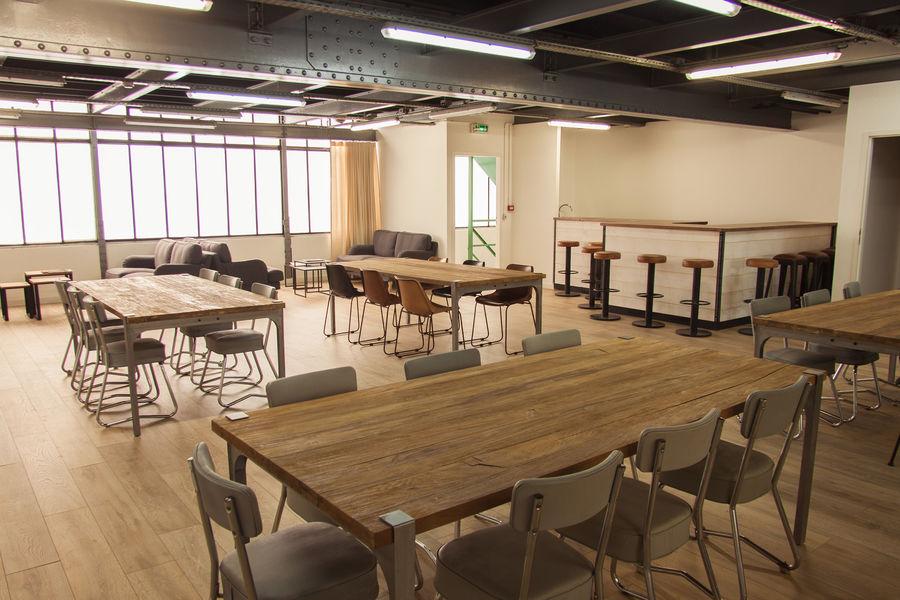 Brasserie BAPBAP Salle de dégustation