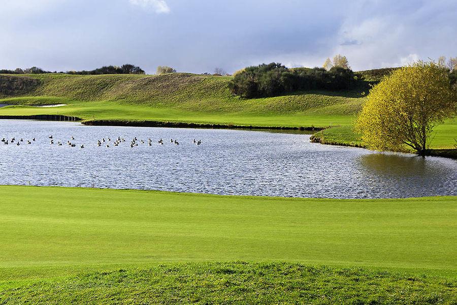 Novotel Senart Golf de Greenparc **** Lac