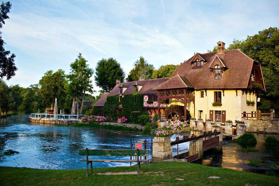 Moulin de Fourges 5