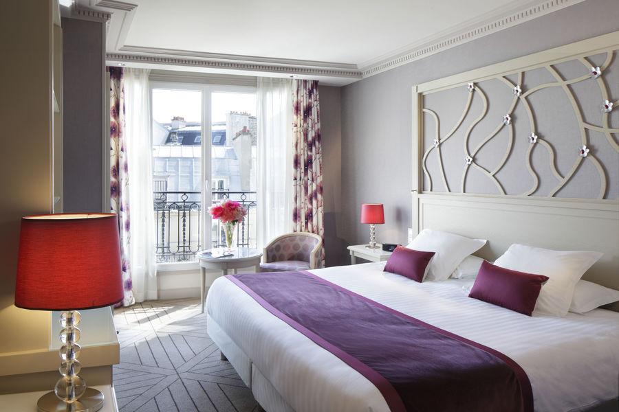 Hôtel Rochester Champs Elysées **** 2