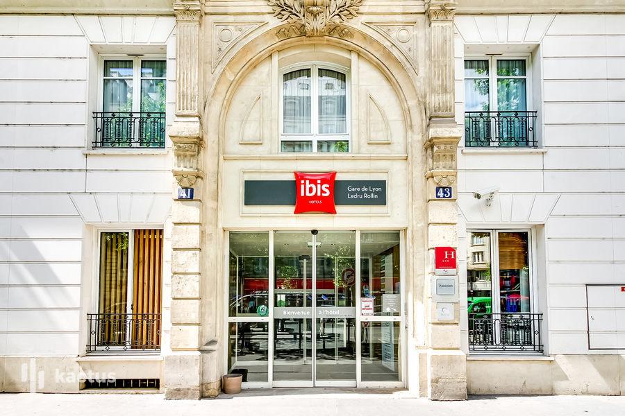 Ibis Gare de Lyon Ledru Rollin *** 30