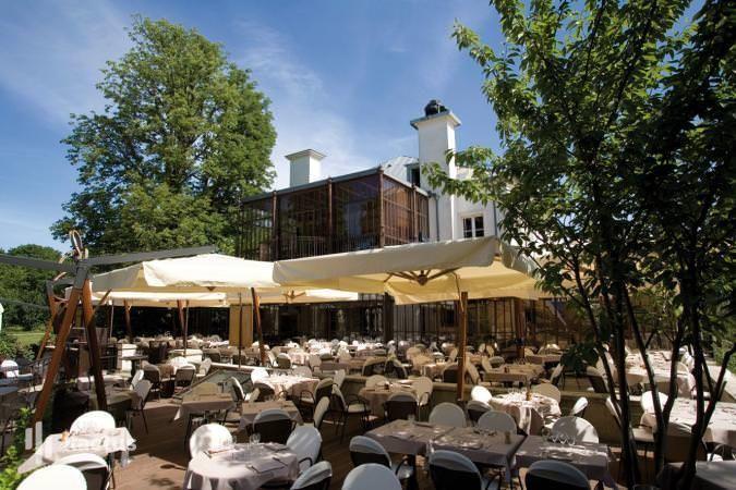 Restaurant l ile terrasse