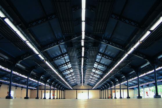 Hall de la Pinède