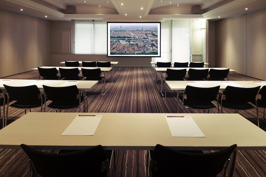 Hotel mercure lyon centre saxe lafayette salle de conference