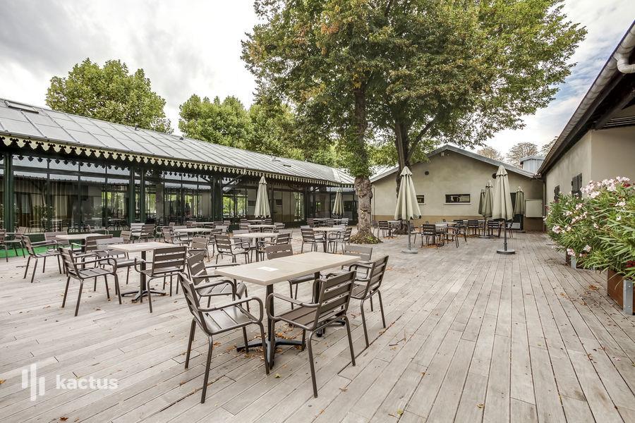 Jardin d'Acclimatation Terrasse