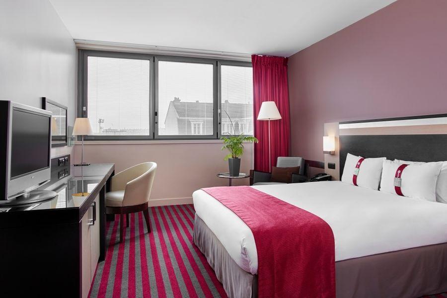 Holiday Inn Paris - Porte De Clichy **** Chambre