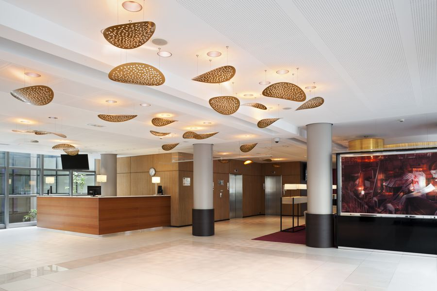 Holiday Inn Paris - Porte De Clichy **** Accueil