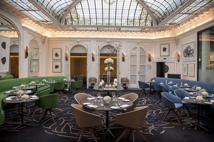 Hôtel Vernet ***** Restaurant