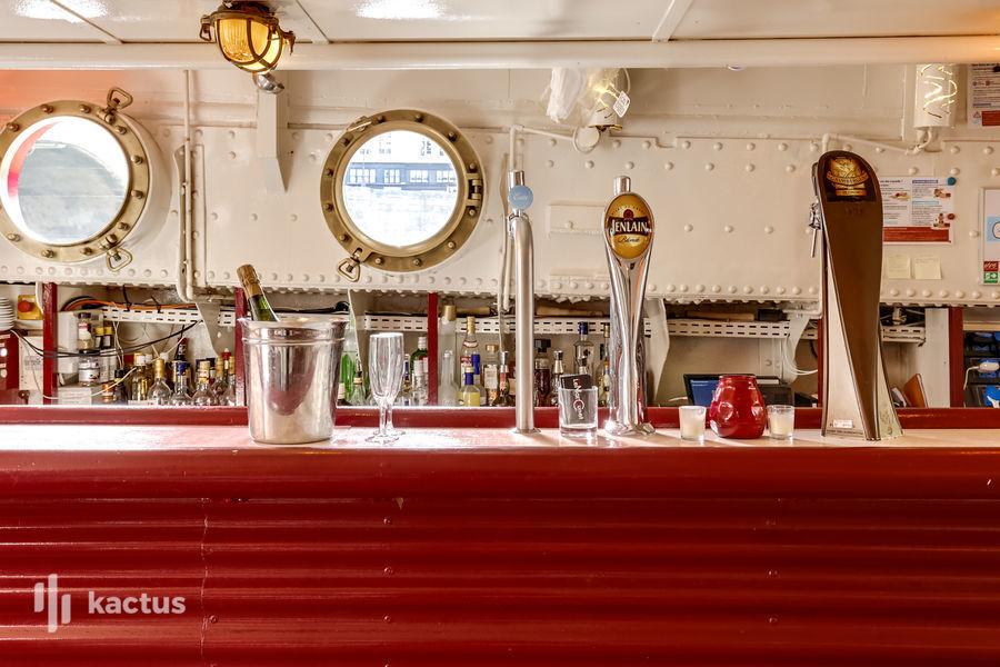Péniche Le Marcounet Bar