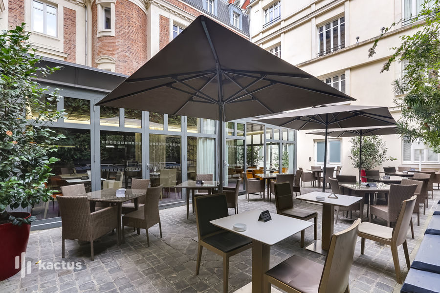 Hôtel Intercontinental Avenue Marceau ***** 39