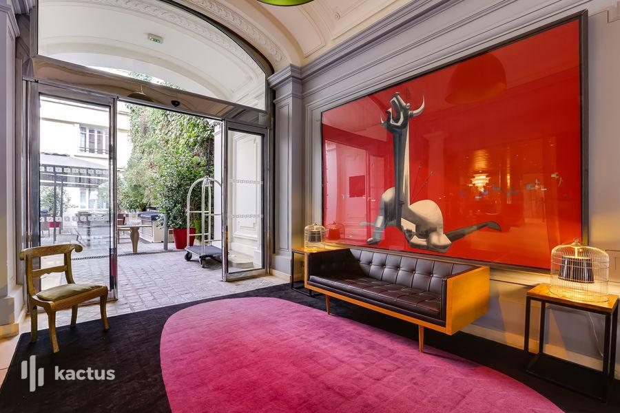 Hôtel Intercontinental Avenue Marceau ***** 37