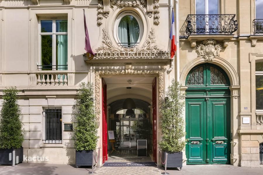 Hôtel Intercontinental Avenue Marceau ***** 47