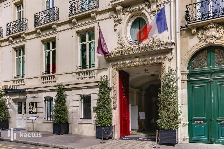 Hôtel Intercontinental Avenue Marceau ***** 45